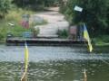 Боевики ЛНР разместили на переправе флаг Ингушетии - ОБСЕ