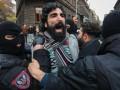 В Ереване снова протестуют против Пашиняна