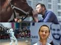 Неделя в фото: Ляшко с коровой, Порошенко с роботом и Вуйчич в Киеве