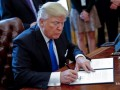Трамп написал письмо Ким Чен Ыну