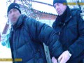 В Житомире вор спрятался от полиции в диване