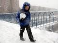 Погода в Украине: потепление и мокрый снег