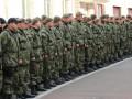 Житомирский спецбатальон милиции отправился в зону АТО для ротации