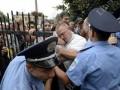 Начальник милиции Киева: Активистов, напавших на правоохранителей, привлекут к ответственности