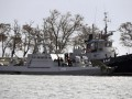 Сотрудники ФСБ опросили украинских моряков