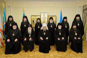 Митрополия в Казахстане разрывает отношения с Константинополем