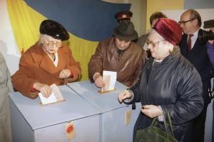 Как Украина шла к незавизимости