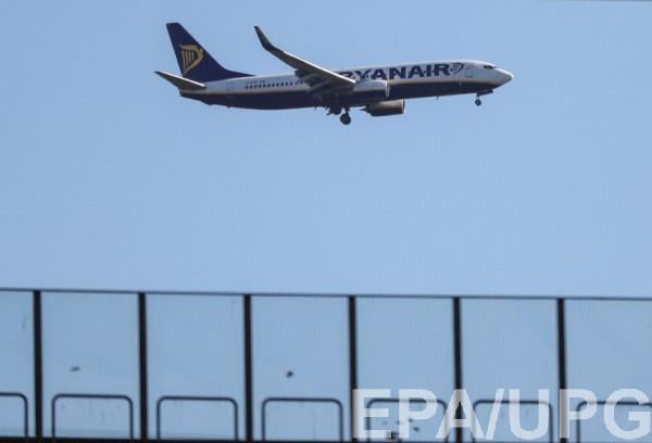 Ryanair уже летает из Украины