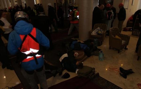 За 20 февраля в Киеве уже погибли более 60 протестующих – глава медслужбы Майдана
