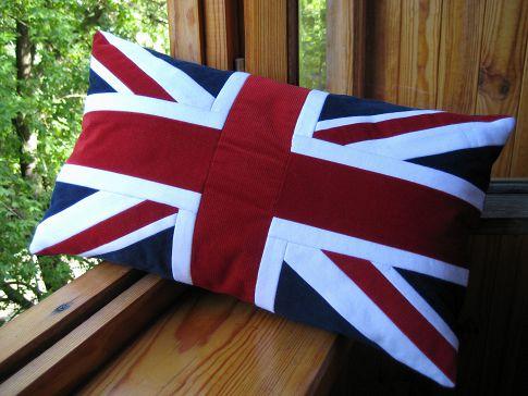 Английский флаг своими руками