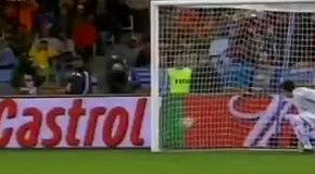 Голландия-Уругвай-3:1 гол Роббена