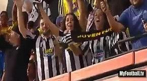 Juventus vs Club America 1:0 FULL HIGHLIGHTS (26.7.2011)