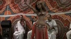Арабский танец живота Амира Абди