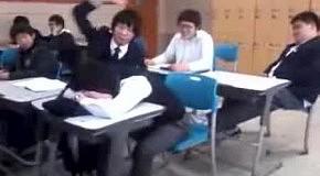 Развлечение японских студентов
