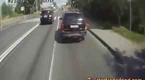 Суровый российские дороги