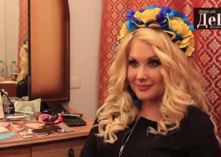 Украинская эстрадная певица Бужинская подтвердила, что ожидает двойню