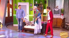 Бабушка сдаёт квартиру