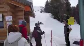 Начинающий сноубордист и бугельщик: главное, не сдаваться!