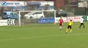Крутой гол из аматорской лиги Бельгии