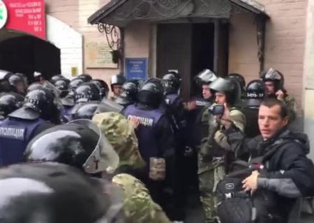 Около 7 тыс. правоохранителей будут сегодня обеспечивать порядок вКиеве