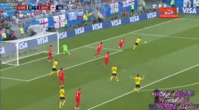 Sweden vs England 0-2