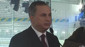 Відкриття нової льодової арени в Києві