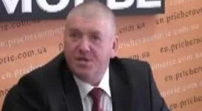 Сергей Рахубенко о политической истерике Яценюка и партии Фронт змін