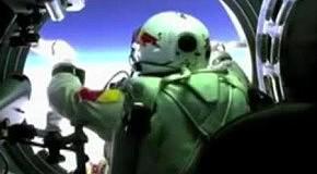 Австрийский парашютист прыгнул с высоты 29 км