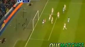 Manchester City Vs Stoke City 3-0 All Goals Highlights 01 01 2013 Full HD