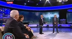 Ігор Мірошниченко у ток-шоу Шустер LIVE