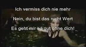 Lafee Heul doch-Mit Text