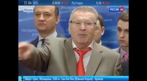 Жириновский о Плющенко: Он бессовестный инвалид!