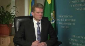 Ігор Швайка в інтерв'ю для AgroNews