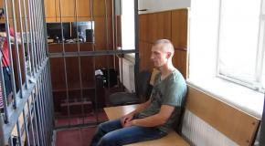 В Днепропетровске судят капитана 72-й бригады, спасшего солдат от смерти