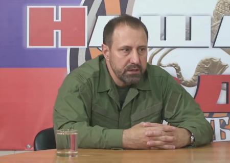 Кремль запретил главарю банды «Восток» Ходаковскому заезд вРФ