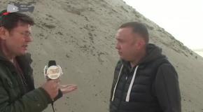 Песочная война  Интервью с активистом-экологом Михаилом Бурдой