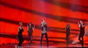 Tooji - Stay: финал Евровидения 2012
