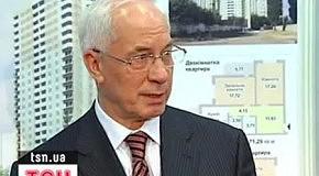 Азаров спорит с французами на коньяк, что Украина победит Францию