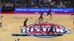 Топ-10 моментов NBA за 9 ноября 2014