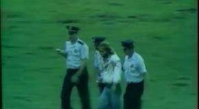 1976 (27 07) ГДР - СССР - 2-1 Первый протестующий на матче Сборной СССР