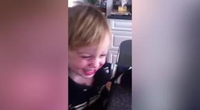 Курьезы с малышами