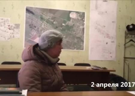 Женщина изДебальцево, обвинявшая украинских военных вмародерстве, пришла запенсией