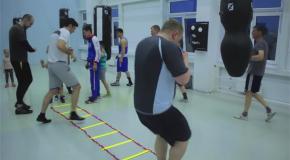 Открытая тренировка по боксу для детей и взрослых. Разминка, кардио, отработка техники