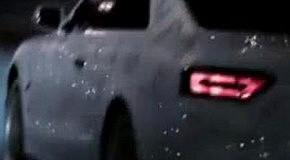 Audi A5 2011 Swarovski