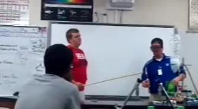 Самый неудачный опыт на уроке химии