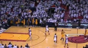 Топ-5 моментов NBA за 30 мая 2014