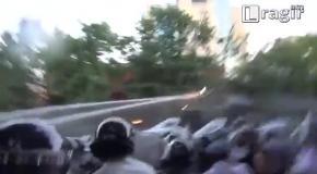 В центре Еревана полиция разогнала митинг
