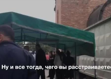 ВБеслане запротесты женщин приговорили к социальным работам иштрафам