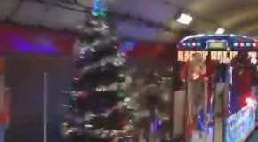 Рождественское метро в Италии