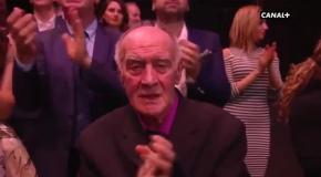 Жан Поль-Бельмондо едва сдержал слезы, глядя на реакцию зала